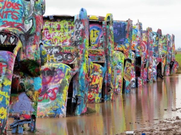 BostickD_Cadillac_Ranch_in_the_Mud