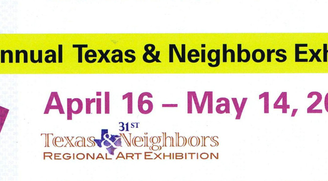 Texas & Neighbors Reception & Awards April 17