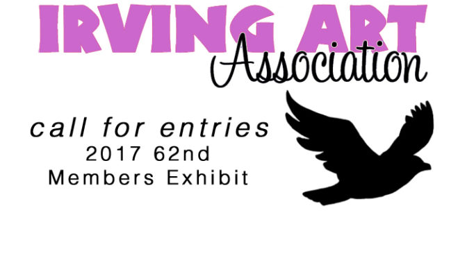 2017 62nd Annual IAA Members Juried Exhibt call for entries