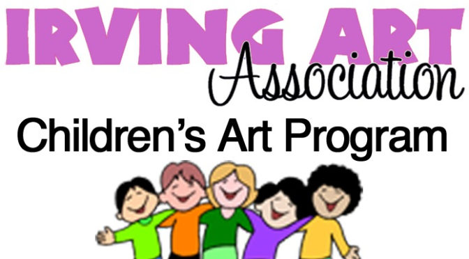 Register your child for the IAA Children's Fall Art Program