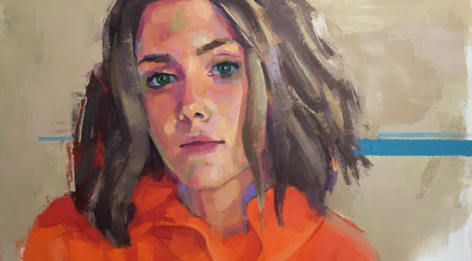 Behnaz Sohrabian Solo Exhibition at the West Irving Library