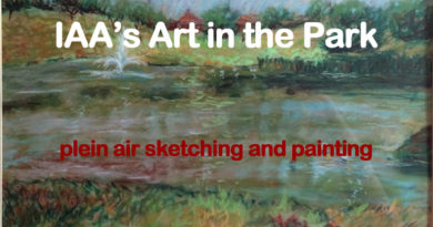 Art in the Park brings plein air paint-outs to IAA