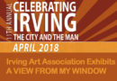 2018 Celebrating Irving: A View from My Window – Reception & Geocaching Kickoff April 15