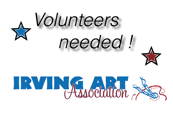 Volunteers needed for May IAA events and exhibits…