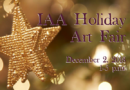 Reserve your table for IAA's first Holiday Air Fair on December 2