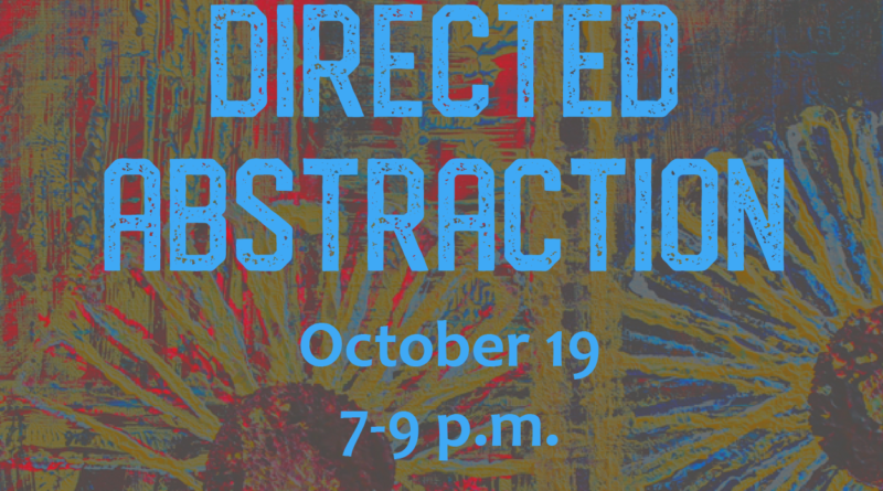 Directed Abstraction with John Lee Hunter Oct. 19