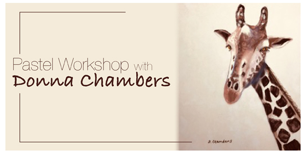Donna Chambers: Pastel Workshop April 6