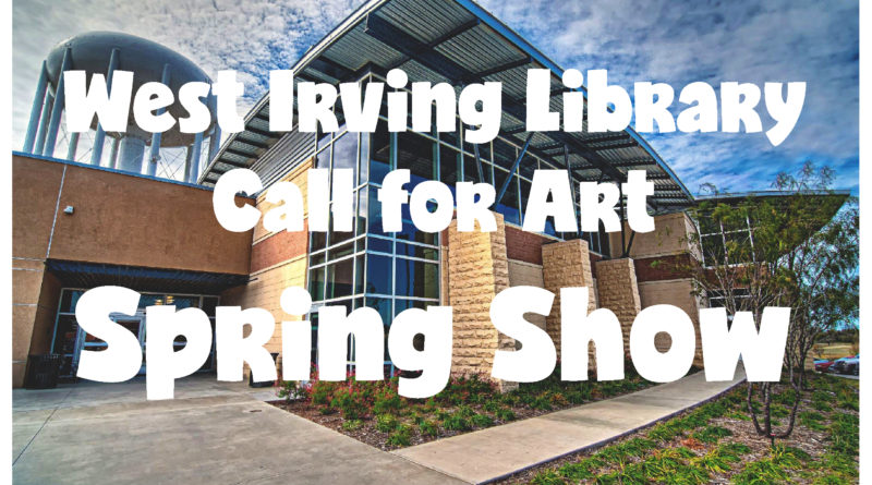 West Irving Library – Call for Art