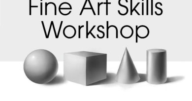 Fine Art Skills Workshop Series: Drawing June 8th