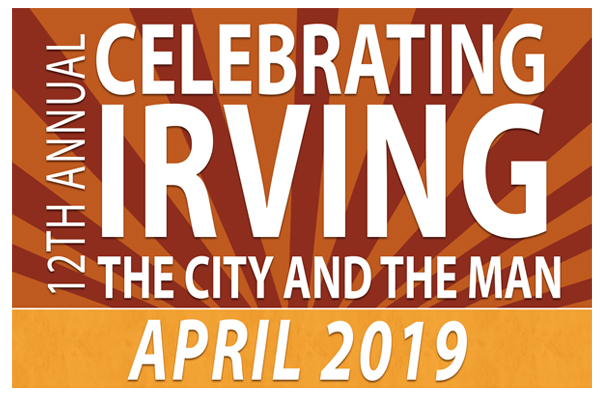 Celebrating Irving: Irving Memories Exhibit & Reception April 14