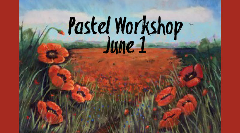 Donna Chambers: Pastel Workshop June 1st