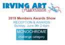 2019 IAA Members Juried Exhibition – Reception & Awards Sunday, June 9