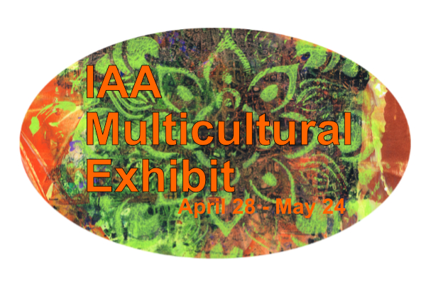 Multicultural Art Exhibit for May
