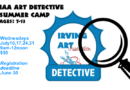 IAA Art Detective Summer Camp
