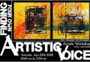 """Scholarship offer for  """"Finding Your Own Artistic Voice"""" Workshop"""