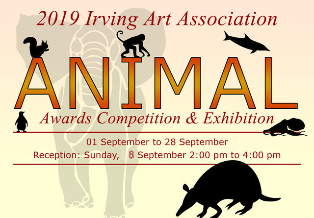 18th IAA Animal Art Awards for 2019 – reception Sept. 8