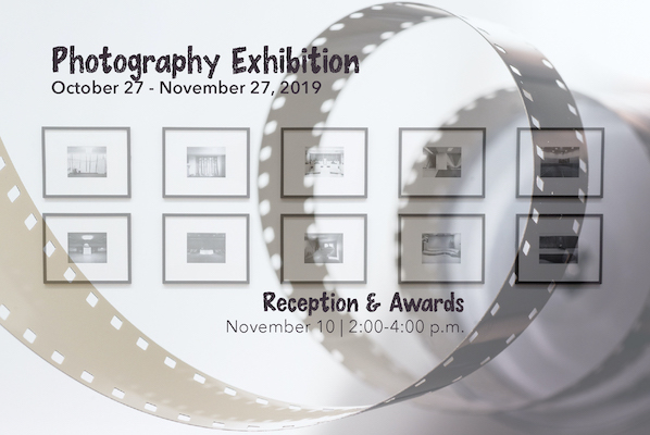 2019 Photography Awards Exhibit – Reception & Awards Nov. 10