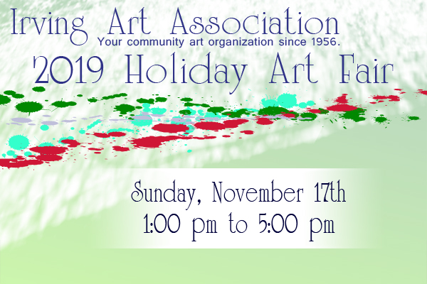 IAA's Holiday Art Fair