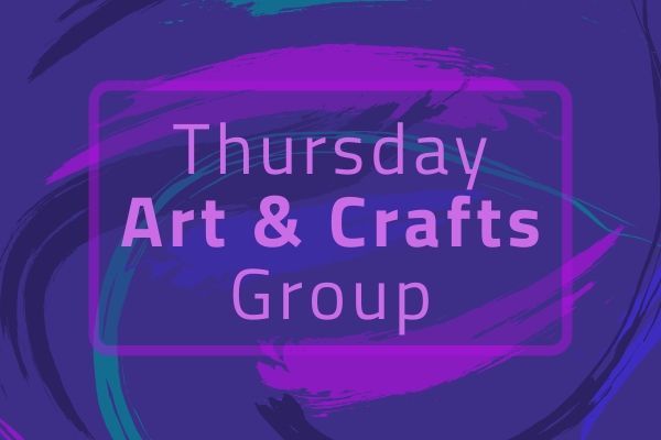 Thursday Art and Crafts Group